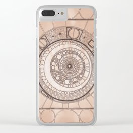 The Unbroken Circle Clear iPhone Case