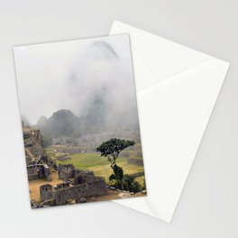 Machu Picchu ruins - Peru Stationery Cards