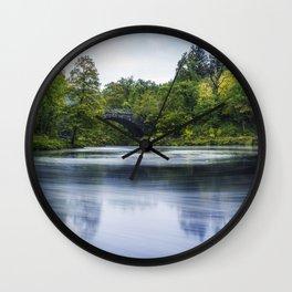 Swirling Dreams Wall Clock