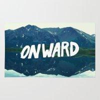 onward Area & Throw Rugs featuring Onward by Good Sense