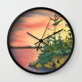 William #5 Wall Clock