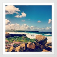 salt water Art Prints featuring Salt Water Cure by JustPirez! Magazine