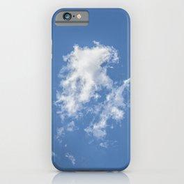Cumulus Clouds 1 iPhone Case