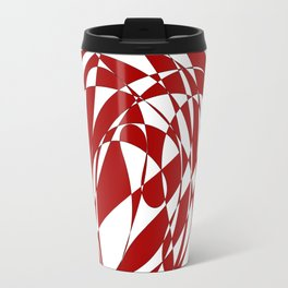 Abstract doodle Travel Mug