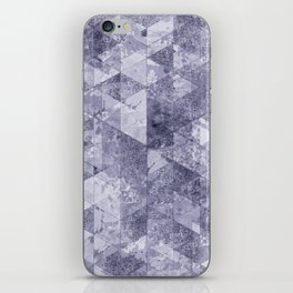 Abstract Geometric Background #26 iPhone Skin