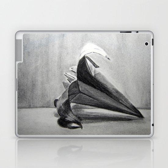 Origami Flower Laptop & iPad Skin
