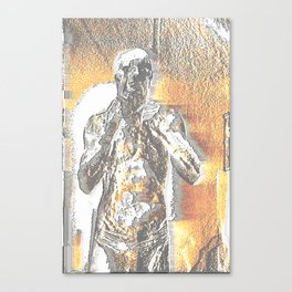 sonicman Canvas Print