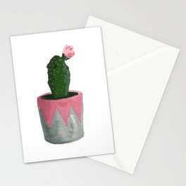 House Plants II Stationery Cards