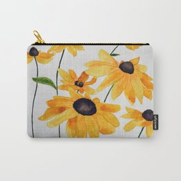 Watercolour Sunshine Carry-All Pouch