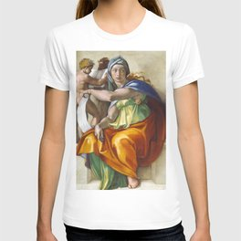"Michelangelo ""The Delphic Sibyl"" T-shirt"
