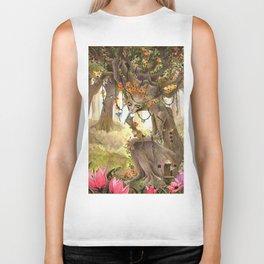 Forest Goddess Biker Tank
