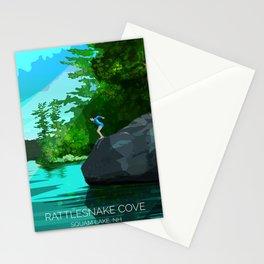 Rattlesnake Cove Stationery Cards