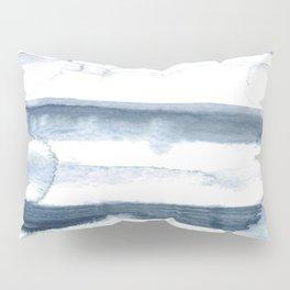 indigo streak Pillow Sham