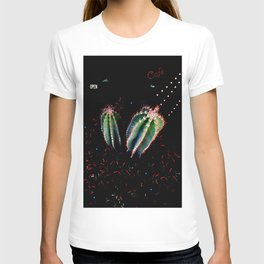 Night Cactus T-shirt
