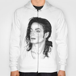 Smooth Criminal Portrait Hoody