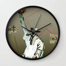 The truth is dead 9 Wall Clock