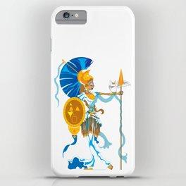 Athena iPhone Case