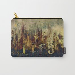 LIFE CITY AMBIGRAM Carry-All Pouch