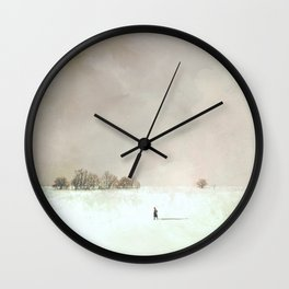 WALKS Wall Clock