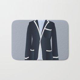 Best Dressed - Blazer Bath Mat