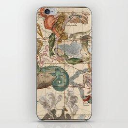 Constellations Andromeda, Pegasus, Cetus and Aries iPhone Skin