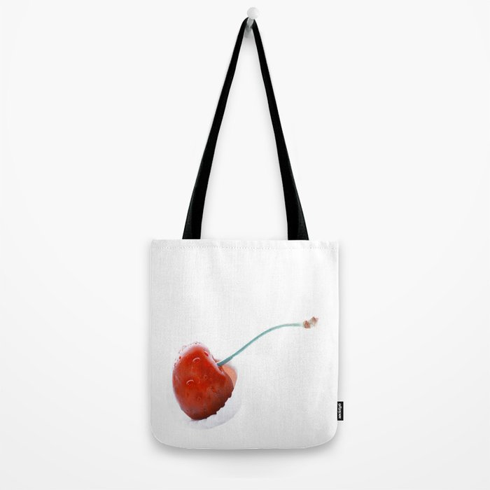 Only one cherry Tote Bag