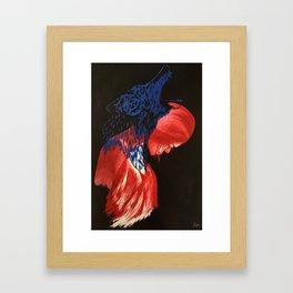 The Wild In Me Framed Art Print