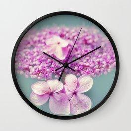 Sweet Summer Wall Clock