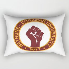 BETHUNE-COOKMAN CLASS OF 2017 Rectangular Pillow