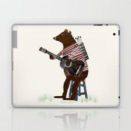 guitar song Laptop & iPad Skin