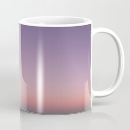 LA sunset sky gradient 243 Coffee Mug