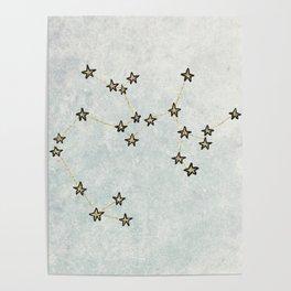 Sagittarius x Astrology x Zodiac Poster