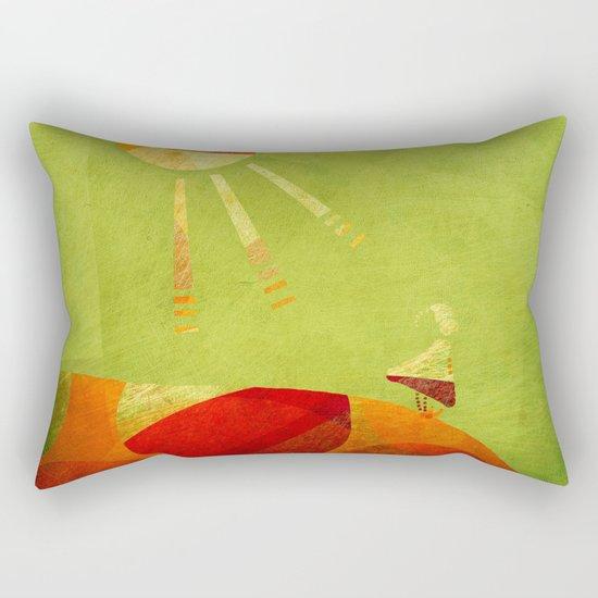 Precipice Rectangular Pillow