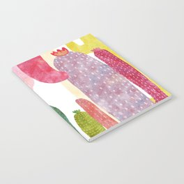 color cactus Notebook