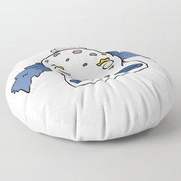 MELANCHOLY CLOWN Floor Pillow