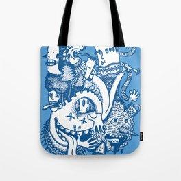 ILLOGICAL MADNESS Tote Bag