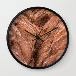 Colorado Springs Rock Formation Wall Clock