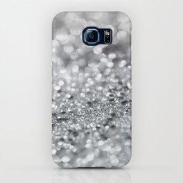 Silver Gray Lady Glitter #1 #shiny #decor #art #society6 iPhone Case