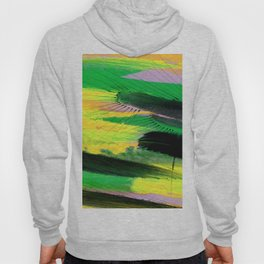 Abstraction 2A by Kathy Morton Stanion Hoody