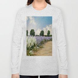 Coloured Landscape Long Sleeve T-shirt