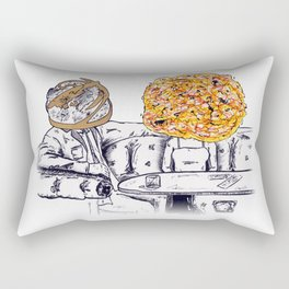 Date Night Rectangular Pillow