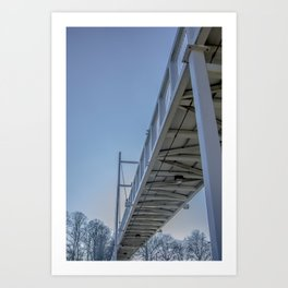 Central Six Retail Park - Coventry, England Art Print
