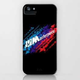 ///Masterpiece v1 HQvector iPhone Case