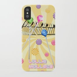 Lollipop mallets, how sweet! iPhone Case