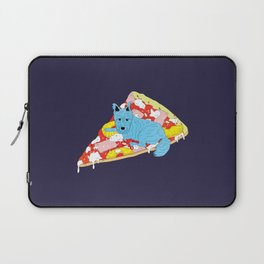 Pizza Dog Laptop Sleeve