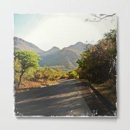 Blyde Road Metal Print