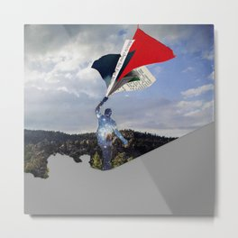 Kite Metal Print
