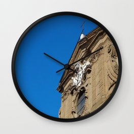 Think I can Spit on Them? Wall Clock