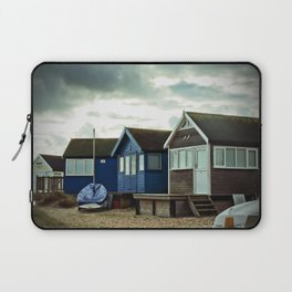 Hengistbury Head Beach Huts Dorset Laptop Sleeve