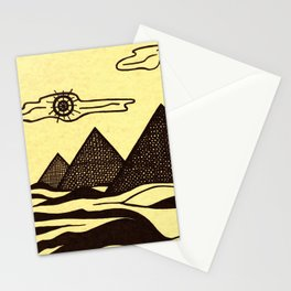 Egypt in 1, 2, 3... Stationery Cards